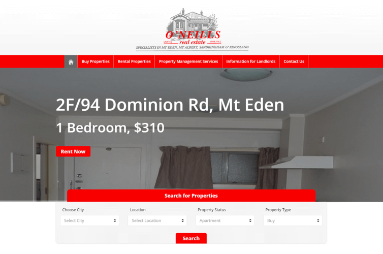 Oneills Real Estate