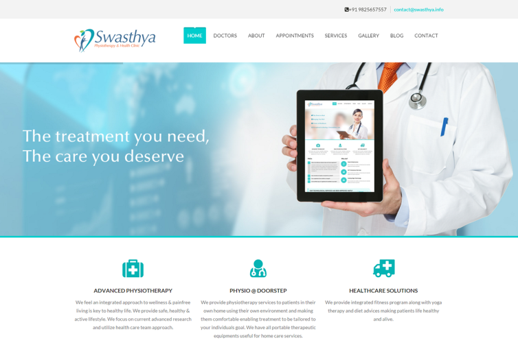 Swasthya Physiotherapy & Health Clinic