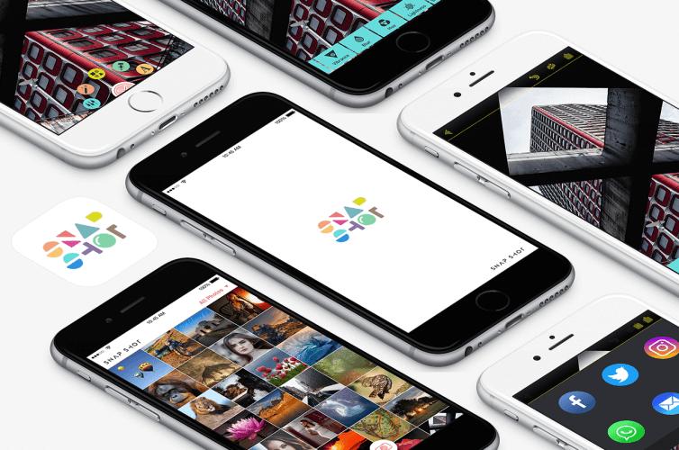 SnapShot – Photo Editor iPhone