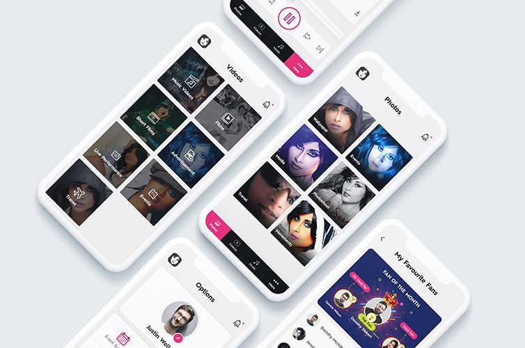 Aiysha Saagar – Iphone